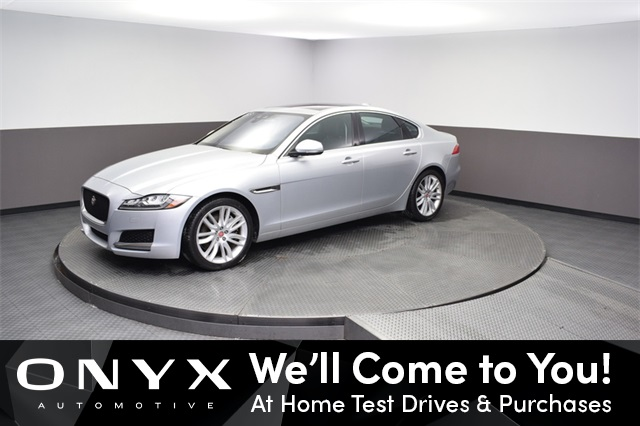 New 2018 Jaguar XF Prestige
