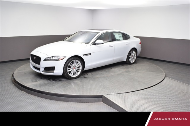 New 2018 Jaguar XF Portfolio