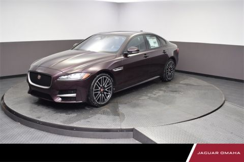 New 2018 Jaguar XF Sport