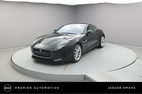 New 2018 Jaguar F-TYPE